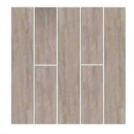 EICHE LIGHT 4MV 1383*193*7 GRIS